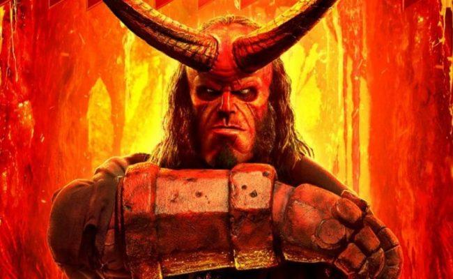 نقد و بررسی فیلم Hellboy